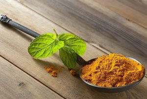 Turmeric and Mint Leaves for Sebaceous Cyst