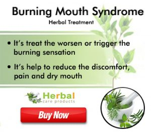 Herbal Treatment for Burning Mouth Syndrome