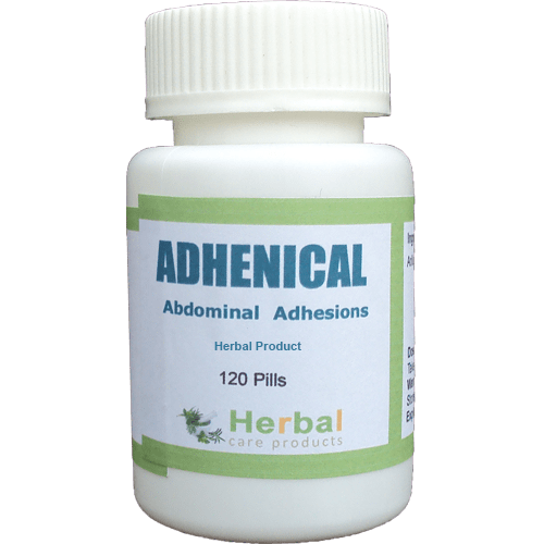 Herbal Treatment for Abdominal Adhesions