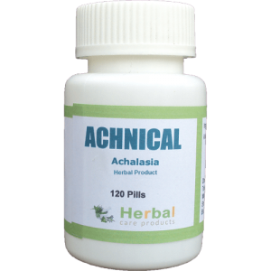 Herbal Treatment for Achalasia