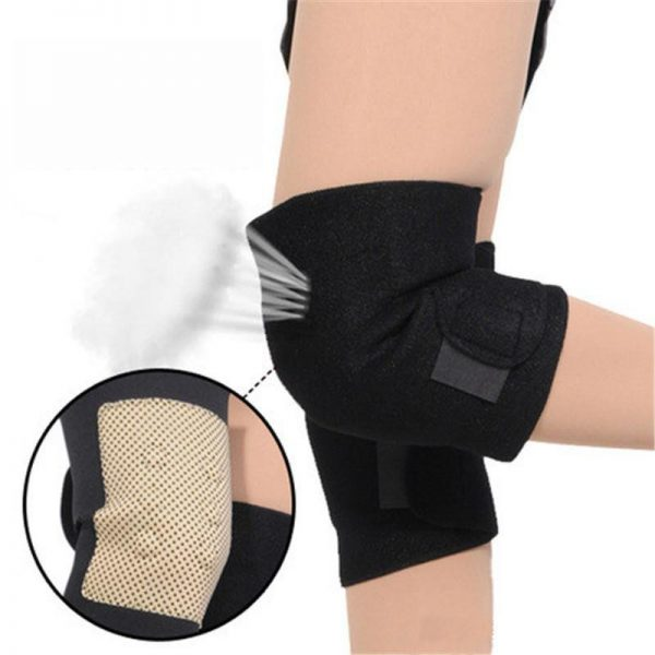 Tourmaline Self Heating Knee Pads Magnetic Therapy
